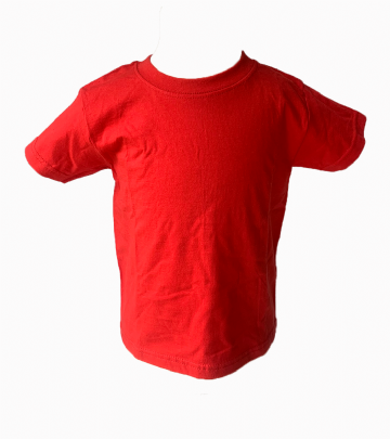 Sports Day House T-Shirt - Red